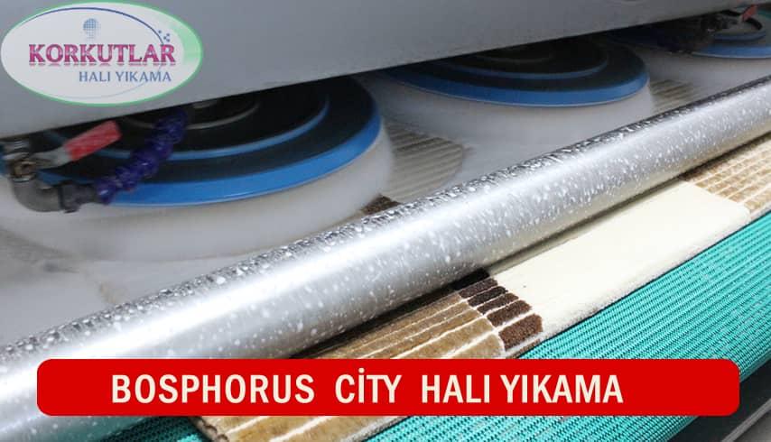 Bosphorus City Halı Yıkama